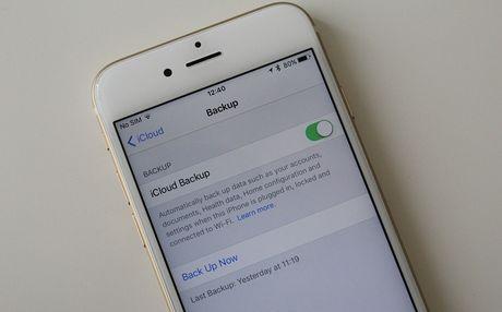 iCloud se luu lich su cuoc goi iPhone cua ban trong bon thang - Anh 2