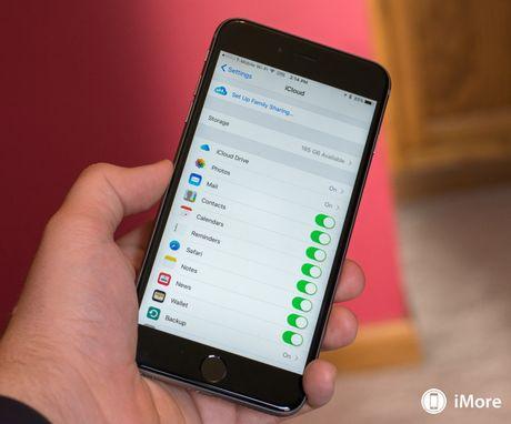 iCloud se luu lich su cuoc goi iPhone cua ban trong bon thang - Anh 3