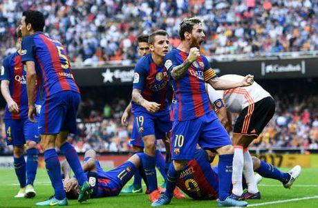 "Messi: Dai ca dich thuc va ""nui"" USD cho dut tui nhu Ronaldo - Anh 2"
