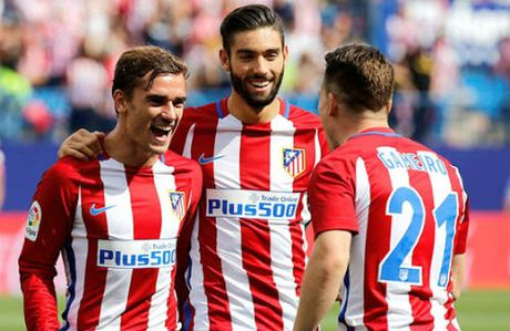 Do bo ba tan cong derby Madrid: Atletico hon dut Real - Anh 1