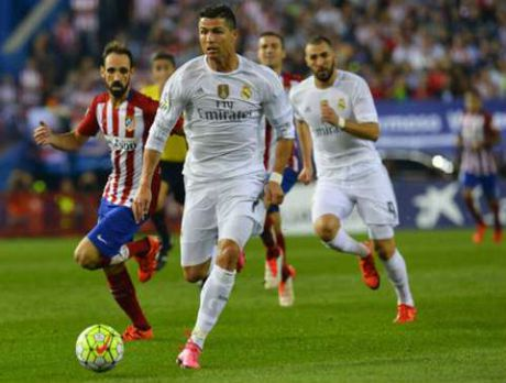 Do bo ba tan cong derby Madrid: Atletico hon dut Real - Anh 2