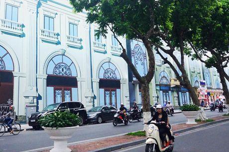 Ha Noi 'loai' biet thu cu de xay khach san - Anh 1
