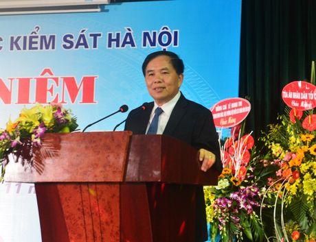 Truong Dai hoc Kiem sat Ha Noi ky niem ngay Nha giao Viet Nam - Anh 2