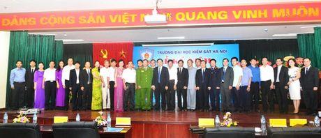 Truong Dai hoc Kiem sat Ha Noi ky niem ngay Nha giao Viet Nam - Anh 5