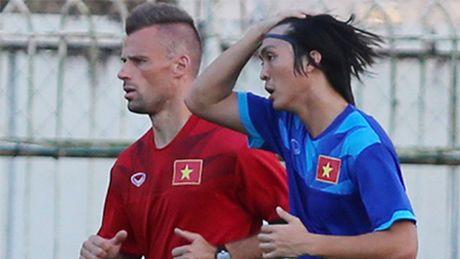 VFF noi gi ve viec Tuan Anh bi loai khoi danh sach du AFF Cup? - Anh 1