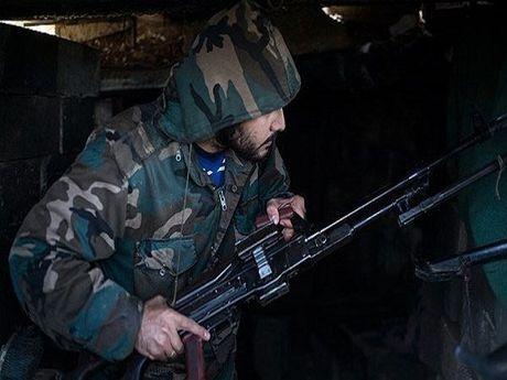 Quan doi Syria tan cong manh vao can cu phien quan o nam Aleppo - Anh 1