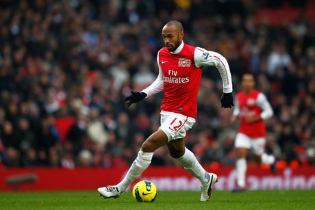 Thierry Henry: 'Arsenal se gianh chien thang truoc M.U' - Anh 2