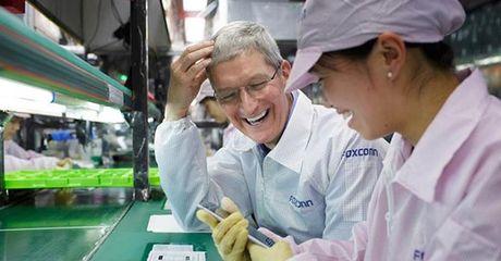 Apple dang co gang chuyen san xuat iPhone ve My? - Anh 1