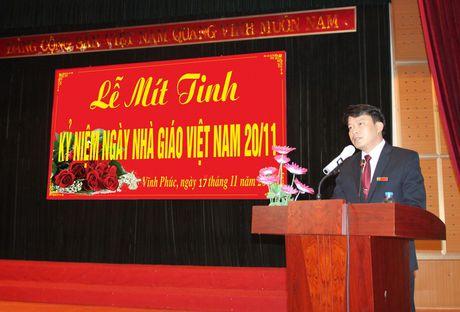 Truong Cao dang nghe Viet Xo so 1: Say me sang tao, cong hien tai nang - Anh 1