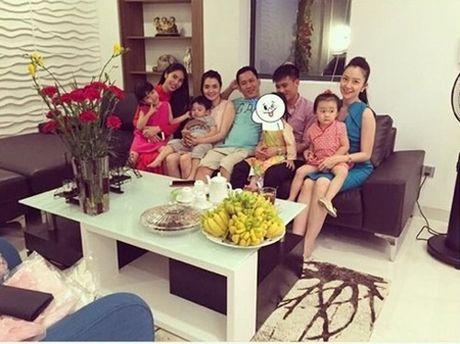 Thuy Tien - Cong Vinh - Tang Thanh Ha giau con nhu vang - Anh 2