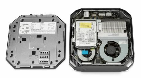 HP ra mat Z2 Mini: May tram nho gon gia 699USD - Anh 2