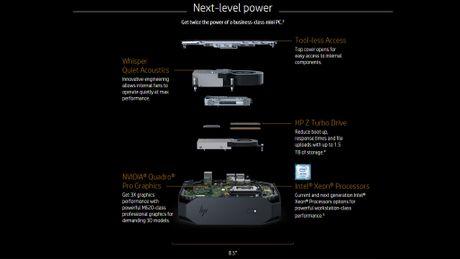 HP ra mat Z2 Mini: May tram nho gon gia 699USD - Anh 8