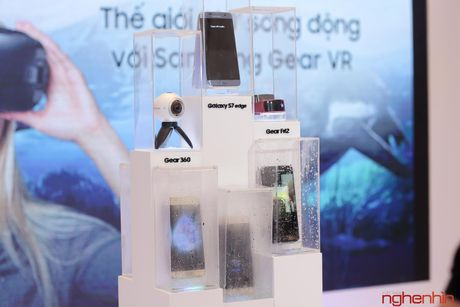 Xem Galaxy Studio dau tien tai Ha Noi qua goc nhin Gear 360 - Anh 1