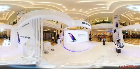 Xem Galaxy Studio dau tien tai Ha Noi qua goc nhin Gear 360 - Anh 3
