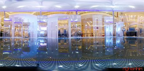 Xem Galaxy Studio dau tien tai Ha Noi qua goc nhin Gear 360 - Anh 4