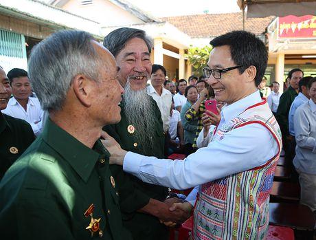 Pho Thu tuong Vu Duc Dam du Ngay hoi Dai doan ket tai Dak Nong - Anh 2