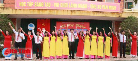 Trang trong mit tinh ky niem ngay Nha giao Viet Nam - Anh 15