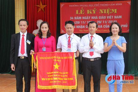 Trang trong mit tinh ky niem ngay Nha giao Viet Nam - Anh 5