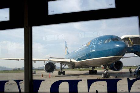 Hang bay Vietnam Airlines chuan bi len san UPCoM - Anh 1