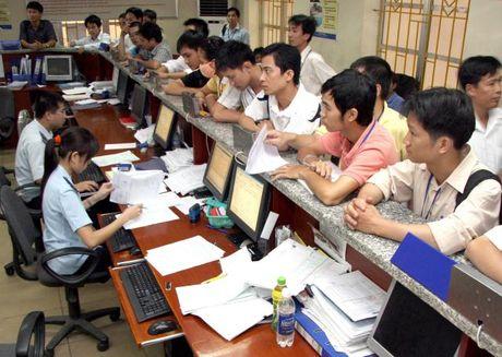 TP.HCM: Khao sat su hai long doi voi dich vu hanh chinh cong - Anh 1