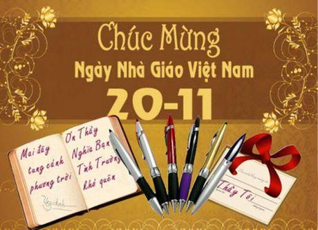Nhung loi chuc y nghia tri an thay co ngay Nha giao Viet Nam 20/11 - Anh 3