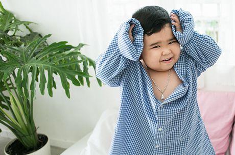 Ku Tin tao dang de thuong voi than hinh mum mim - Anh 5