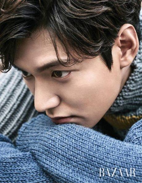 Lee Min Ho lan dau chia se ve ban dien trong 'Huyen thoai bien xanh' - Anh 4