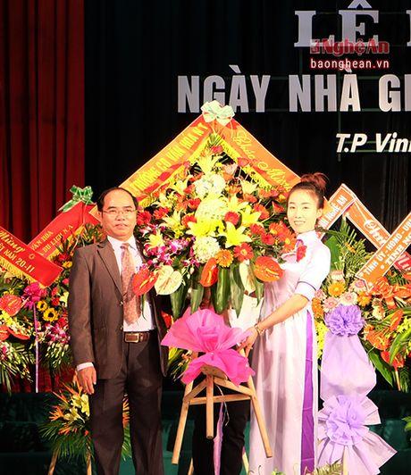 Truong Cao dang Van hoa Nghe thuat ky niem Ngay nha giao Viet Nam - Anh 2