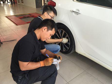 Bridgestone khoi dong chuoi su kien cham soc xe - Anh 7