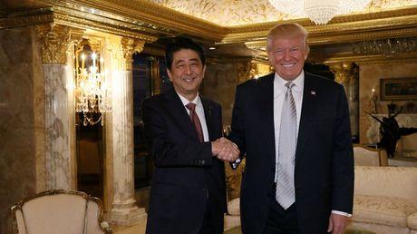 Kyodo: Nhat nen ngung phu thuoc My duoi thoi ong Trump - Anh 1