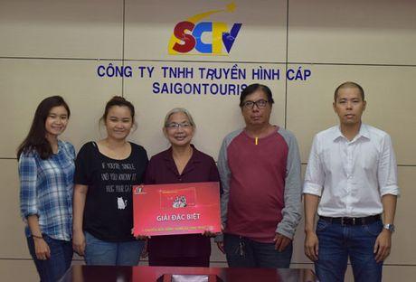 16 khan gia truyen hinh trung ve di Hong Kong tham phim truong TVB - Anh 2