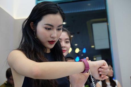 Samsung va Mai Nguyen mo cua hang o trung tam dac dia cua Sai Gon - Anh 7