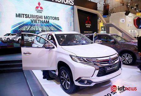 Bo kinh doanh xe tai, doanh so Mitsubishi Viet Nam tang ky luc - Anh 1