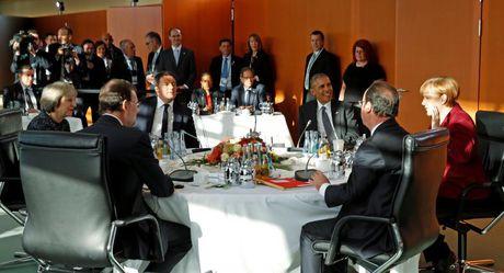 Lan ngoi lai cuoi cung cua ong Obama va cac lanh dao EU - Anh 2