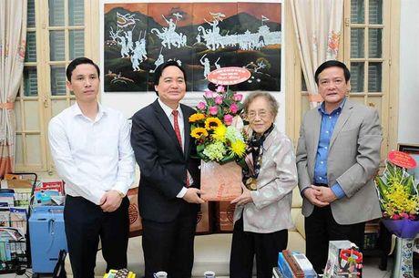 Bo truong tri an nguyen Pho chu tich nuoc Nguyen Thi Binh - Anh 1