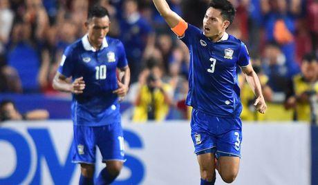 Tuyen Thai Lan thang Indonesia 4-2 nho hat-trick cua Dangda - Anh 19