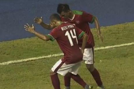 Tuyen Thai Lan thang Indonesia 4-2 nho hat-trick cua Dangda - Anh 2