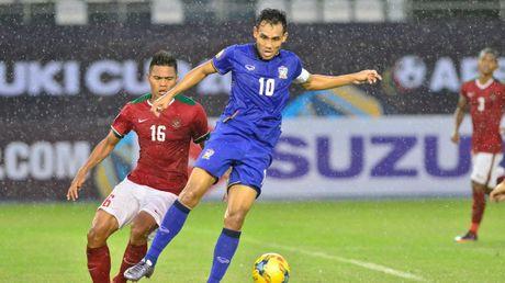 Tuyen Thai Lan thang Indonesia 4-2 nho hat-trick cua Dangda - Anh 3