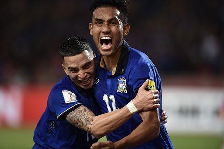 Tuyen Thai Lan thang Indonesia 4-2 nho hat-trick cua Dangda - Anh 4