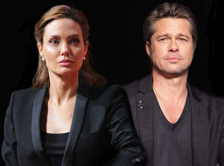 Angelina Jolie hoc hac xuat hien sau ly hon - Anh 2