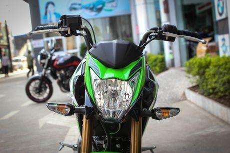 Kawasaki Z125 Pro ban dac biet gia hon 80 trieu tai Ha Noi - Anh 2