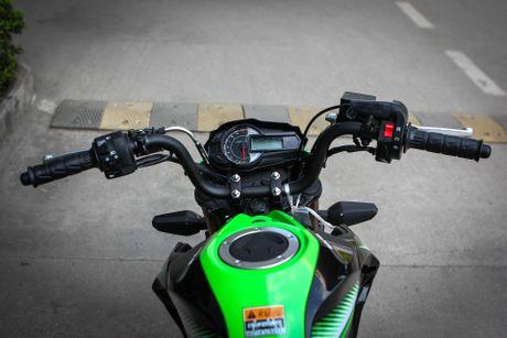 Kawasaki Z125 Pro ban dac biet gia hon 80 trieu tai Ha Noi - Anh 4