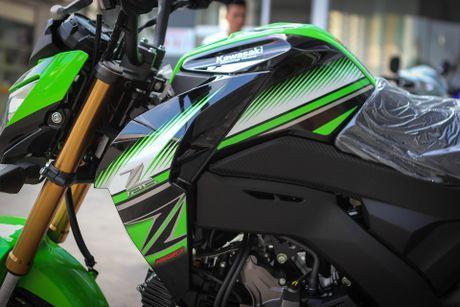 Kawasaki Z125 Pro ban dac biet gia hon 80 trieu tai Ha Noi - Anh 8