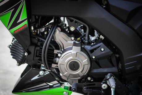 Kawasaki Z125 Pro ban dac biet gia hon 80 trieu tai Ha Noi - Anh 9