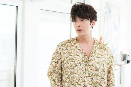 Cap doi Ji Hyun - Min Ho nang tam nho 'Huyen thoai bien xanh' - Anh 3