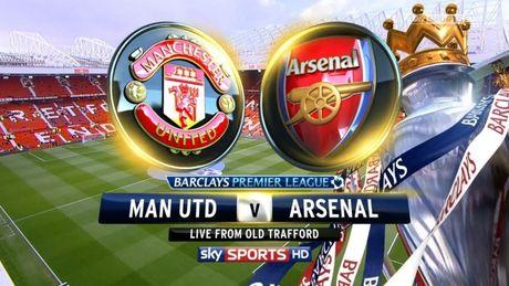 M.U - Arsenal: Hoi sinh vao phut chot - Anh 1