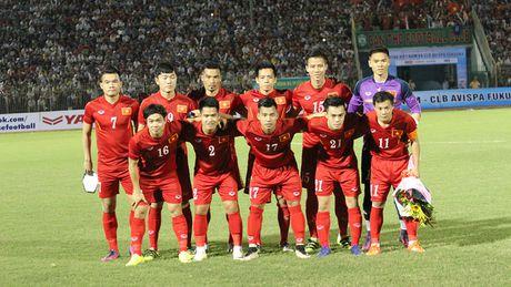 Nha cai danh gia cao doi tuyen Viet Nam tai AFF Cup 2016 - Anh 1