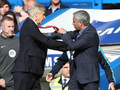 Mourinho lai da xoay Wenger: 'Danh hieu gan nhat cua toi cach day 18 thang, khong phai 18 nam' - Anh 2
