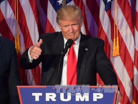 Tong thong dac cu My D.Trump tiep tuc de cu nhung 'canh tay phai' - Anh 1