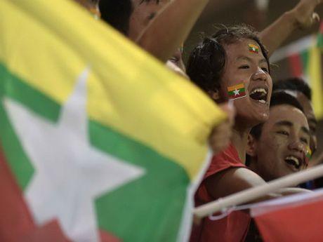 Bong da Myanmar thoi hau quan chu - Anh 1